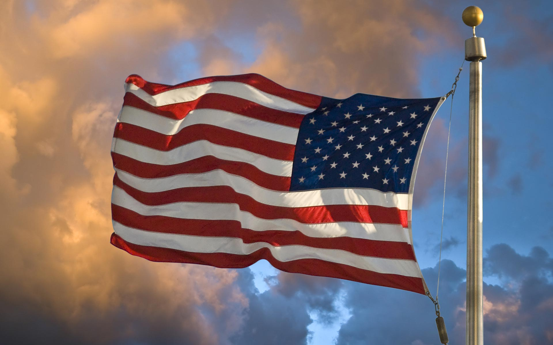 Bendera Amerika Wallpapers 4