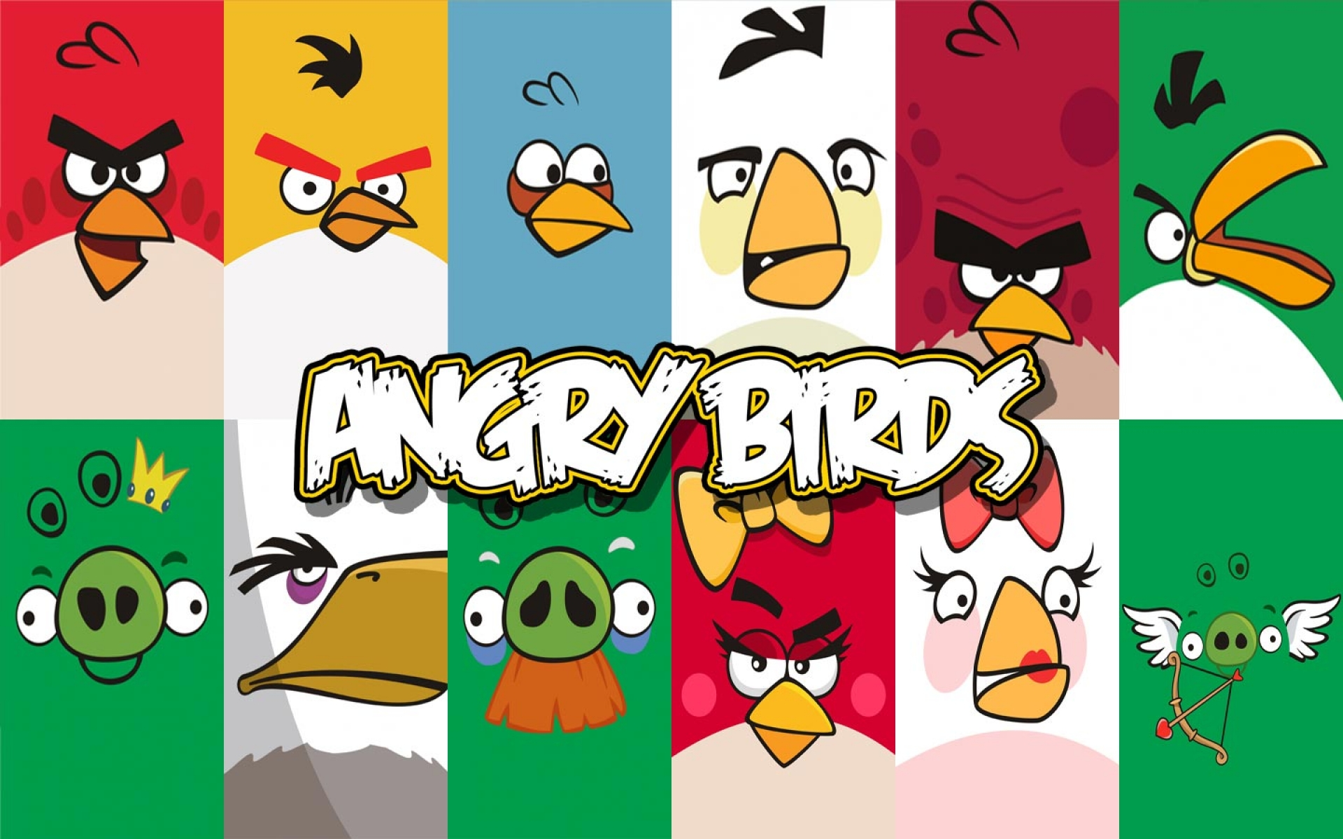 Angry Birds HD Wallpapers 14