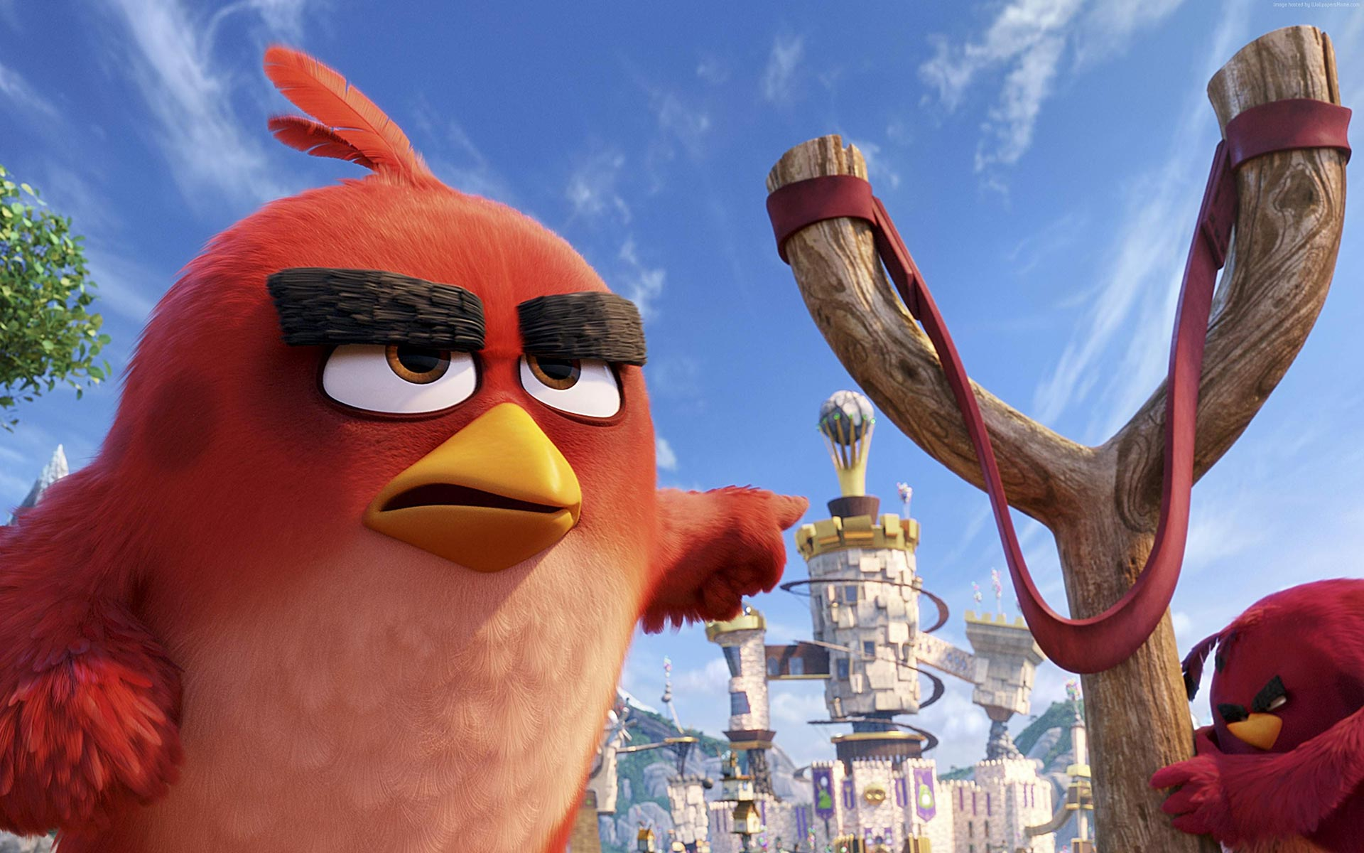 Angry Birds HD Wallpapers 16