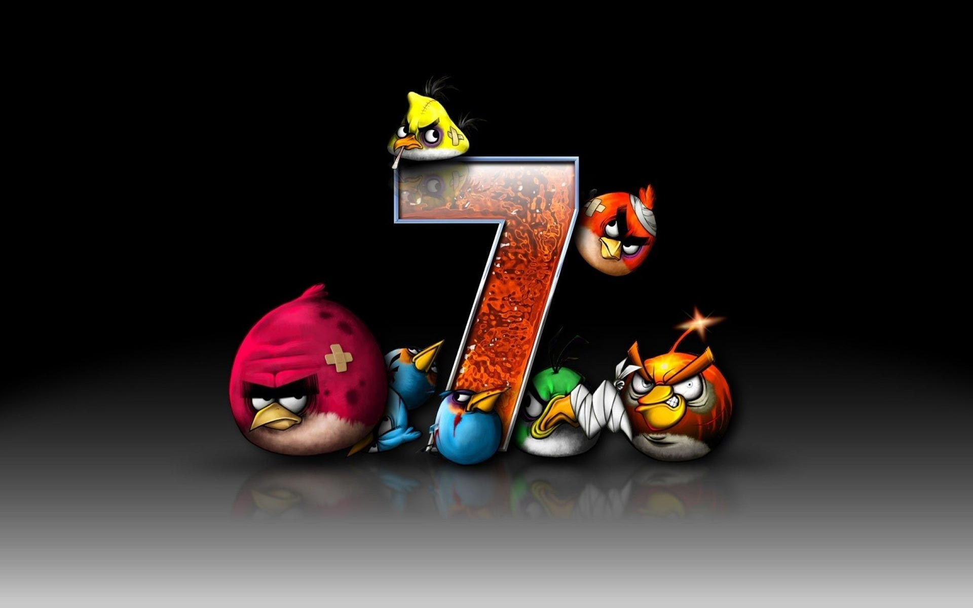 Angry Birds HD Wallpapers 24