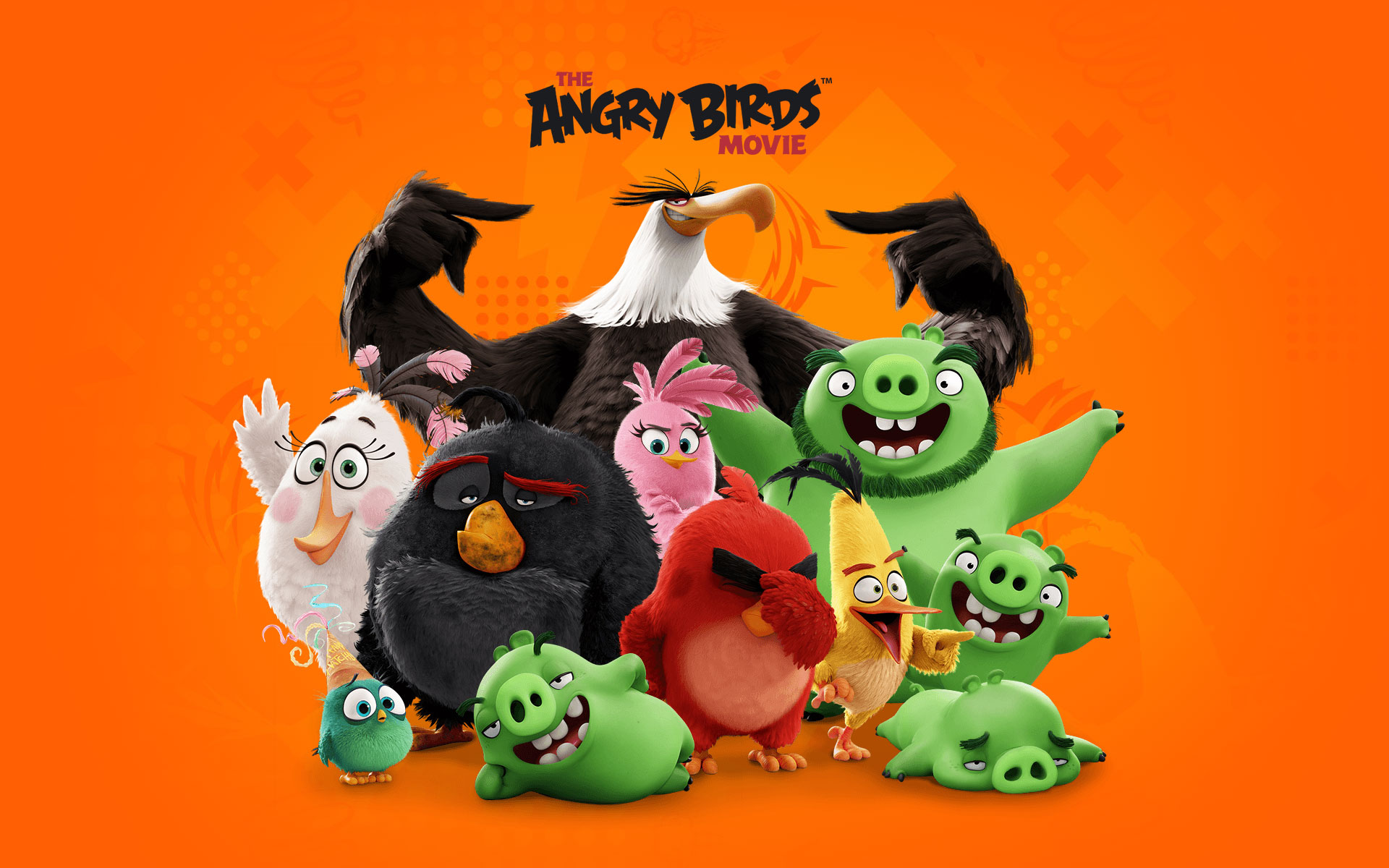 Angry Birds HD Wallpapers 29