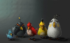 Angry Birds HD Wallpapers 5