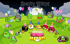 Angry Birds HD Wallpapers 7