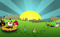 Angry Birds HD Wallpapers 12