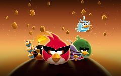 Angry Birds HD Wallpapers 18