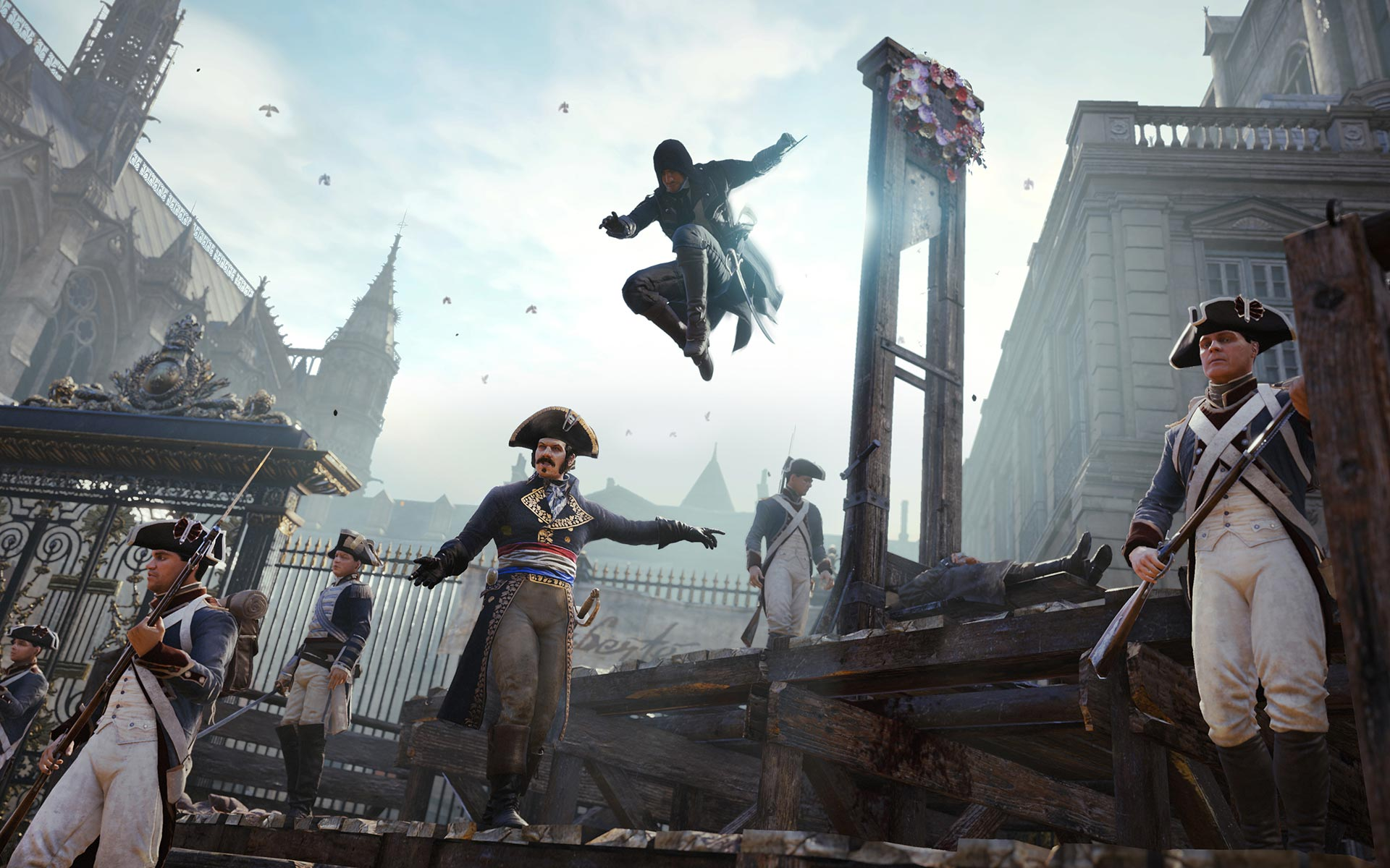Assassin's Creed Unity HD Wallpapers 4