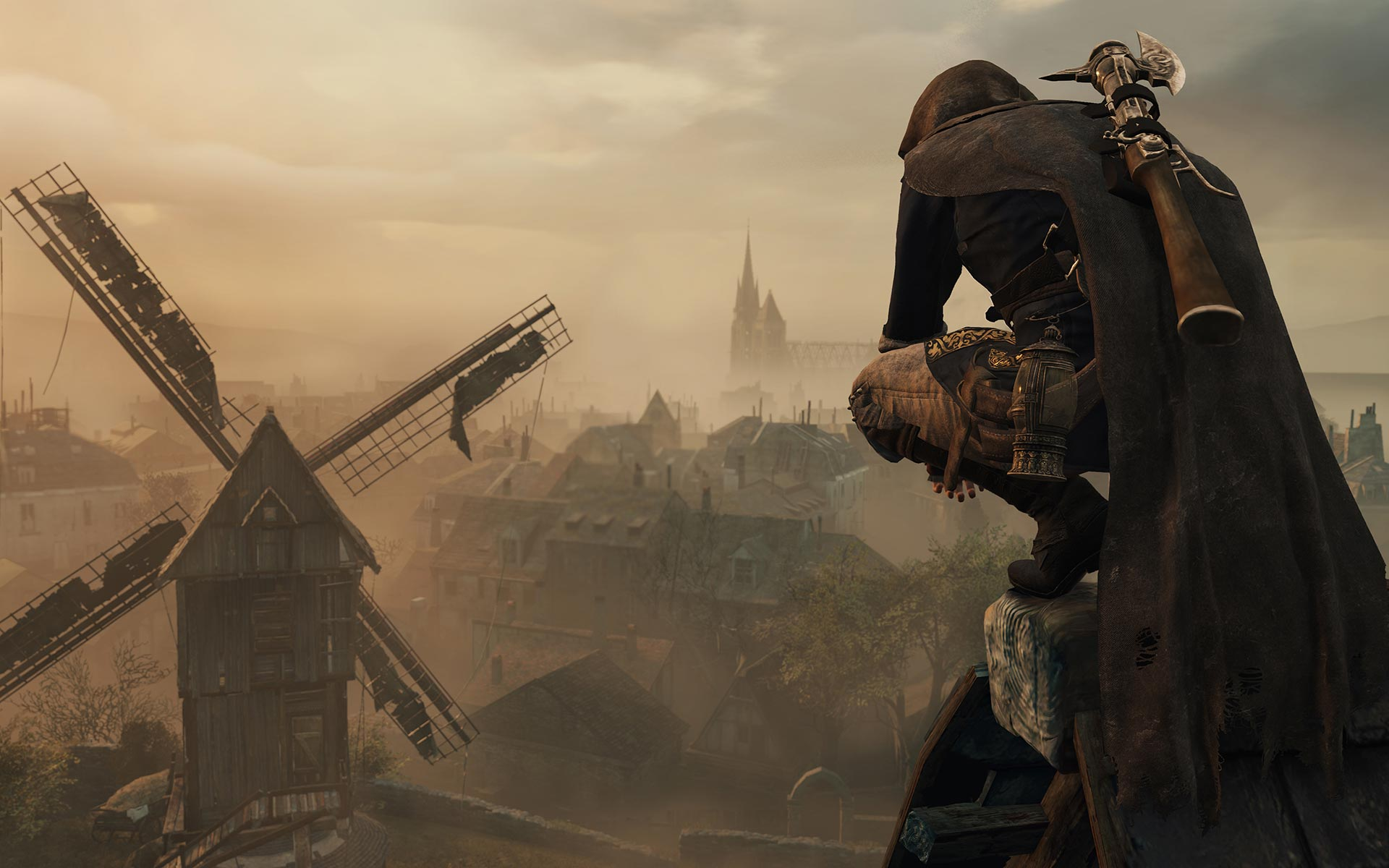 Assassin's Creed Unity HD Wallpapers 8