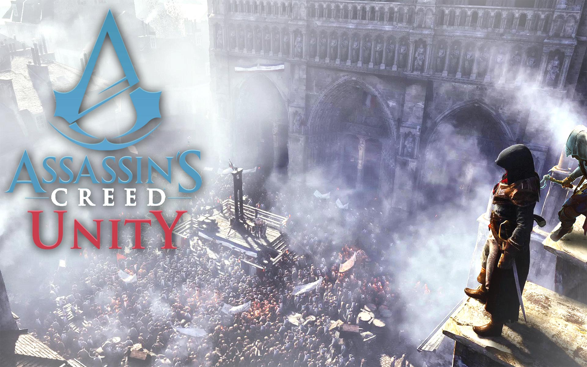 Assassin's Creed Unity HD Wallpapers 15