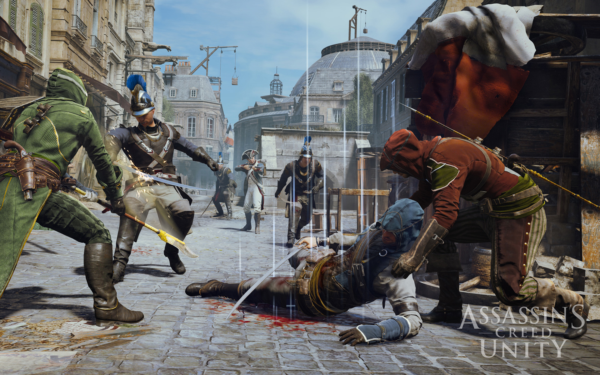 Assassin's Creed Unity HD Wallpapers 20