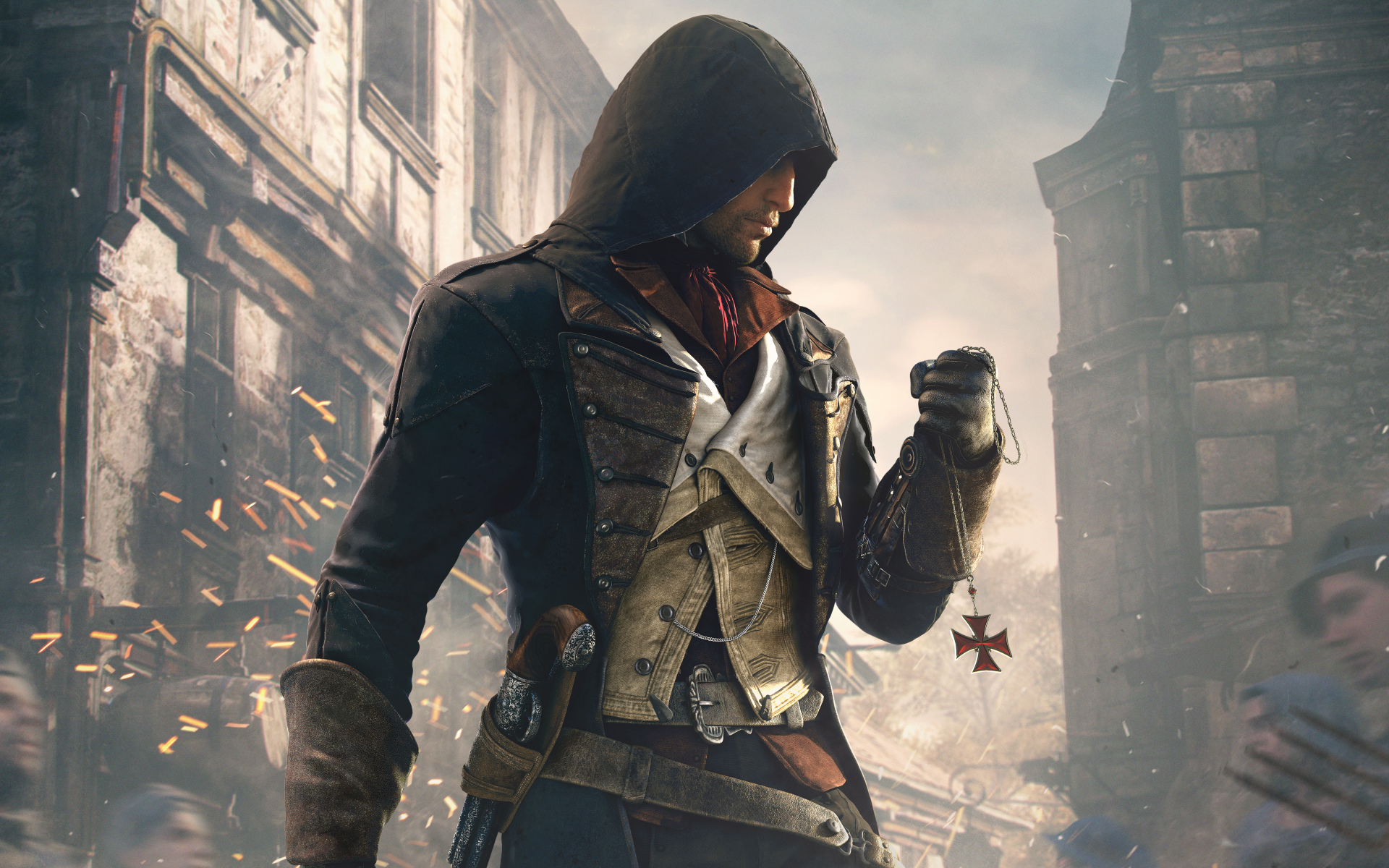 Assassin's Creed Unity HD Wallpapers 31