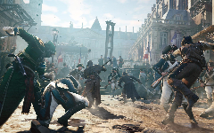Assassin's Creed Unity HD Wallpapers 2