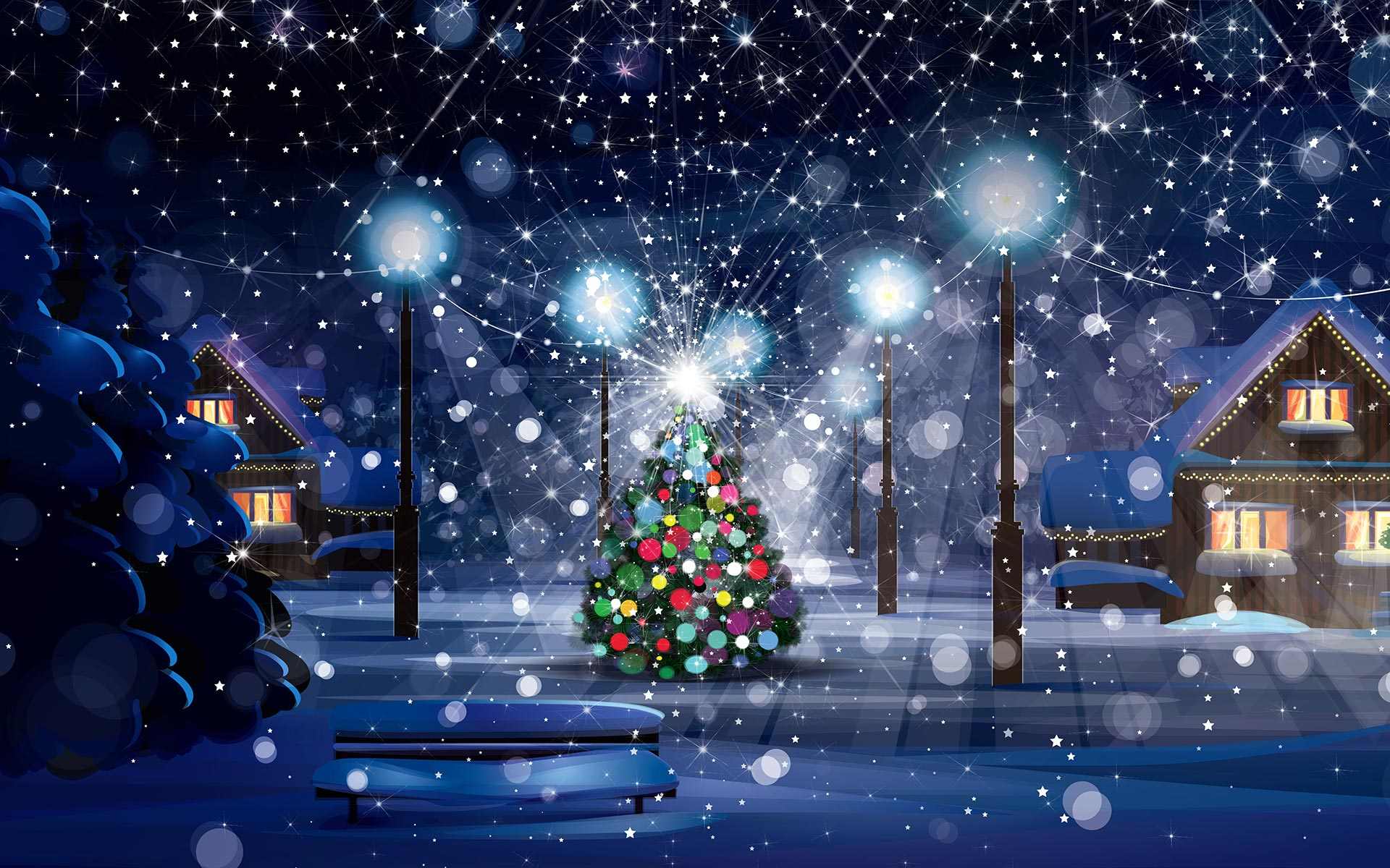 Christmas HD Wallpapers 13