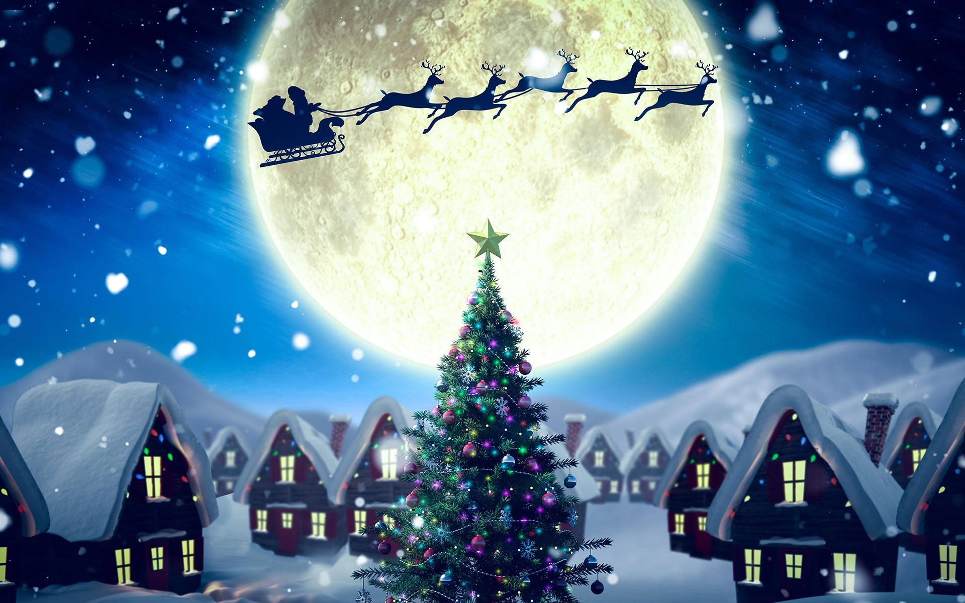 Christmas HD Wallpapers 12