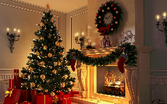 Kerstmis Wallpapers 10