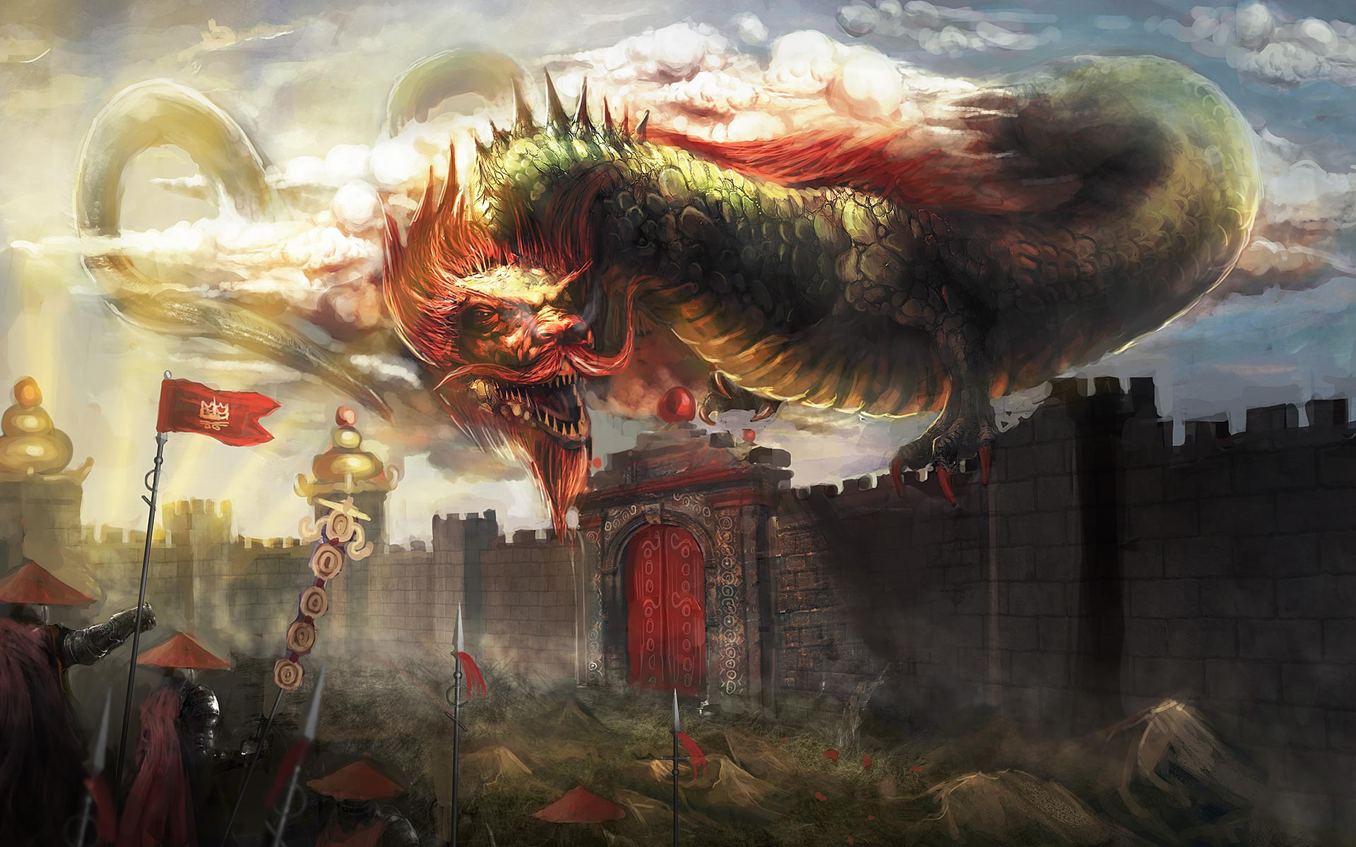 Dragon HD Wallpapers 28