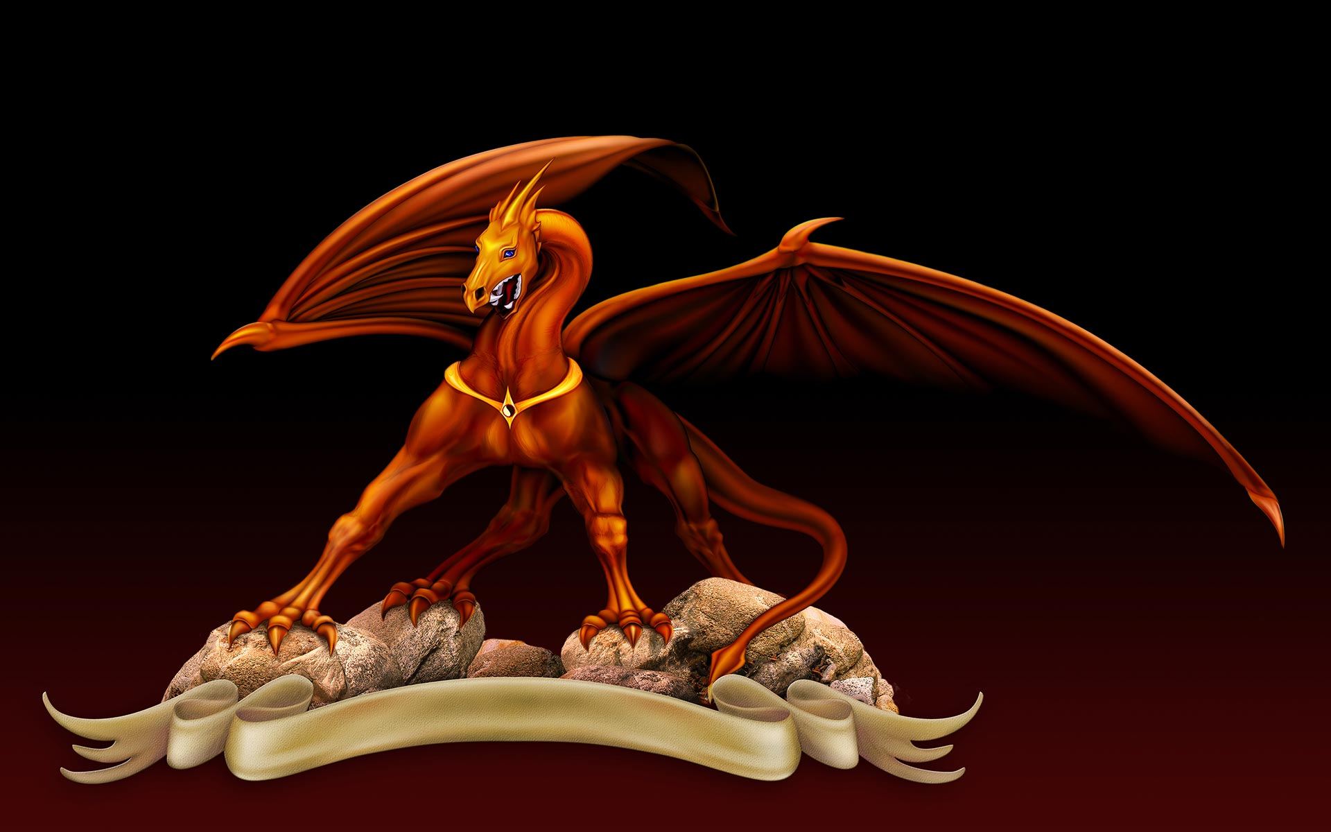 Dragon HD Wallpapers 3