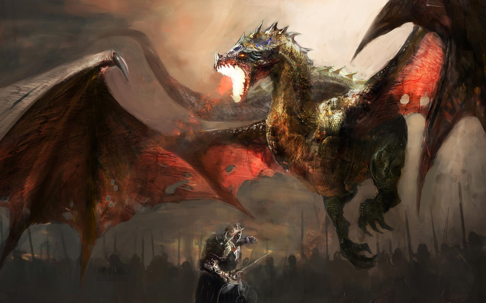 Dragon HD Wallpapers 14