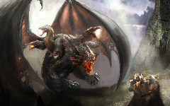 Dragon HD Wallpapers 26