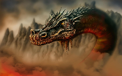Dragon HD Wallpapers 7
