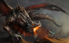 Dragon HD Wallpapers 12