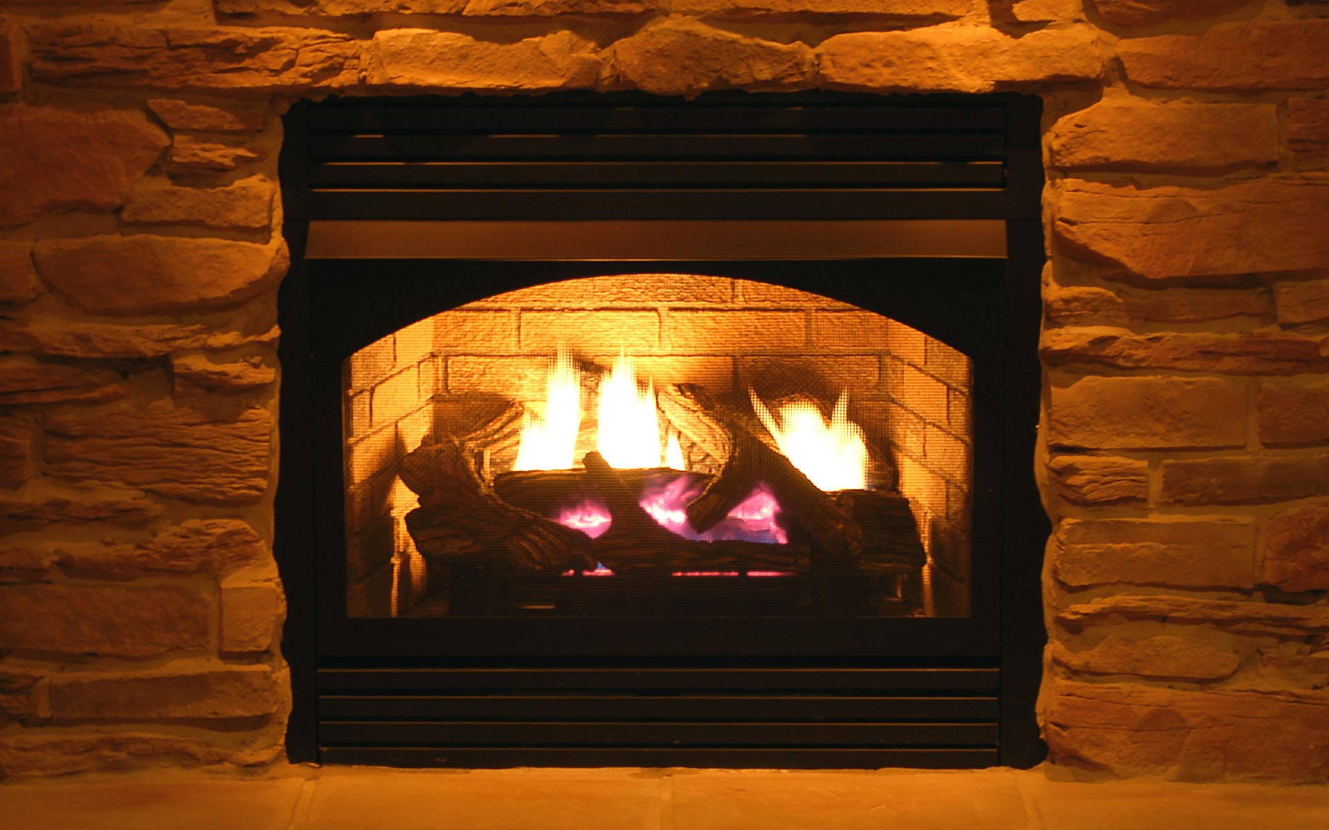 Fireplace HD Wallpapers 2