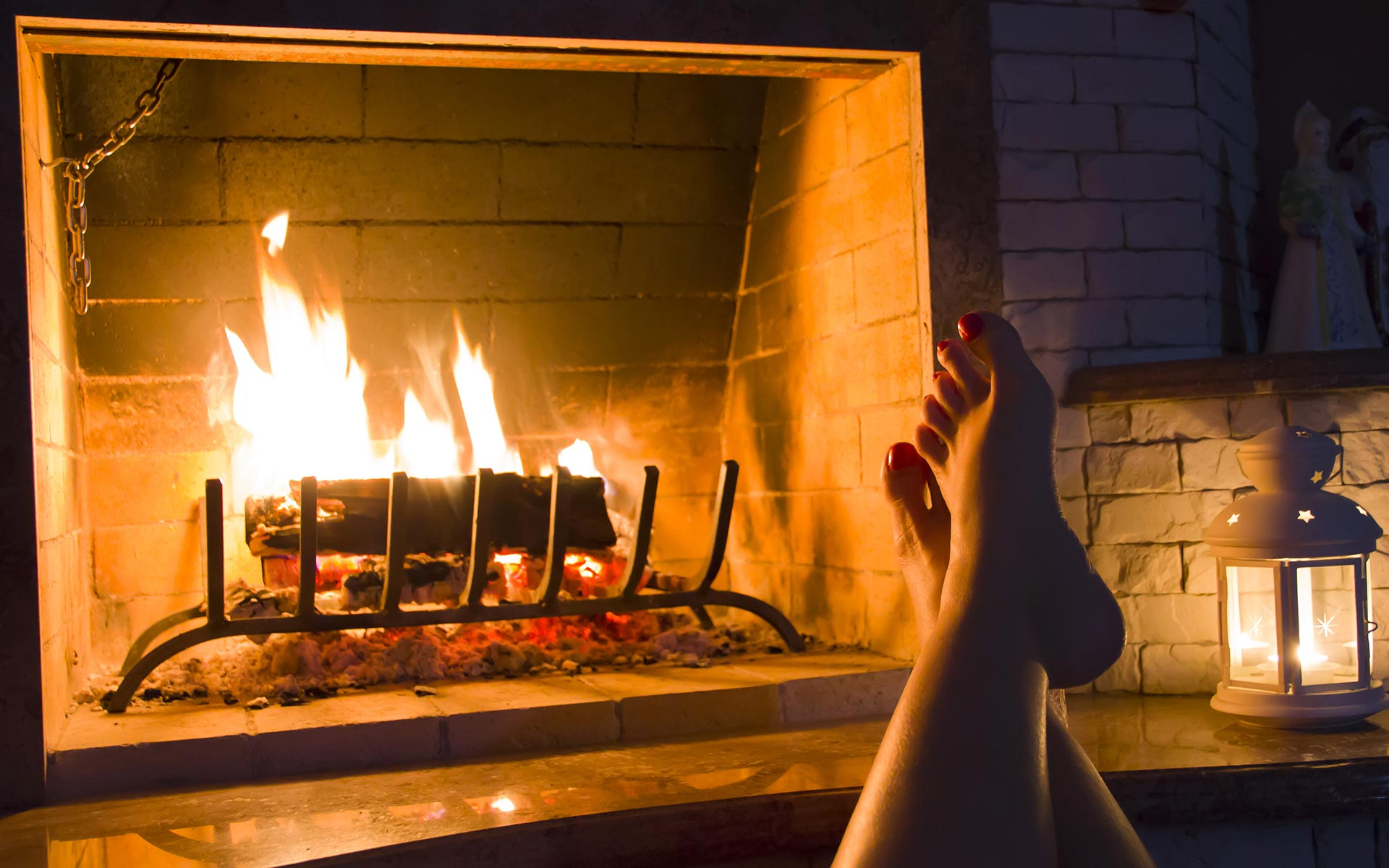 Fireplace HD Wallpapers 21