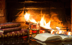 Fireplace HD Wallpapers 24