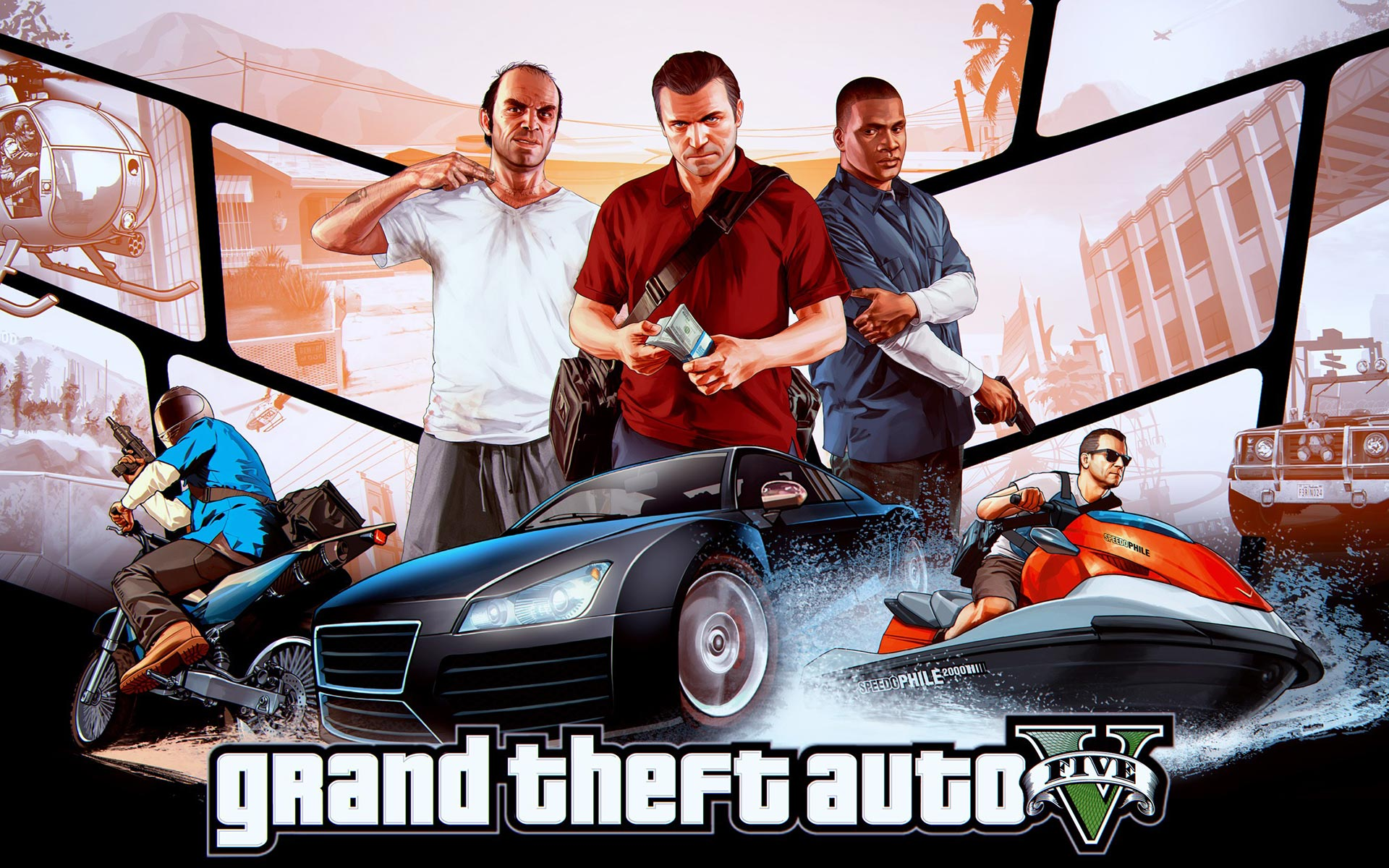 Imagini de Fundal Grand Theft Auto 20
