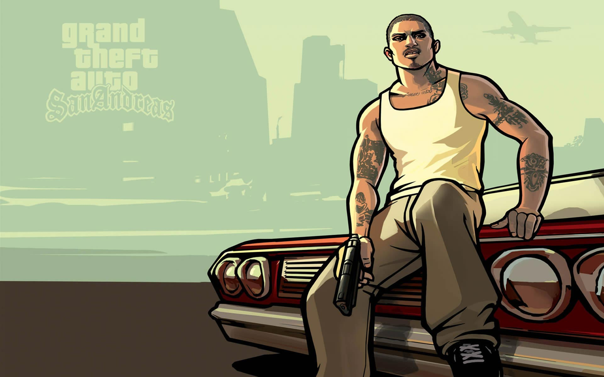 Grand Theft Auto  Taustakuvat 29