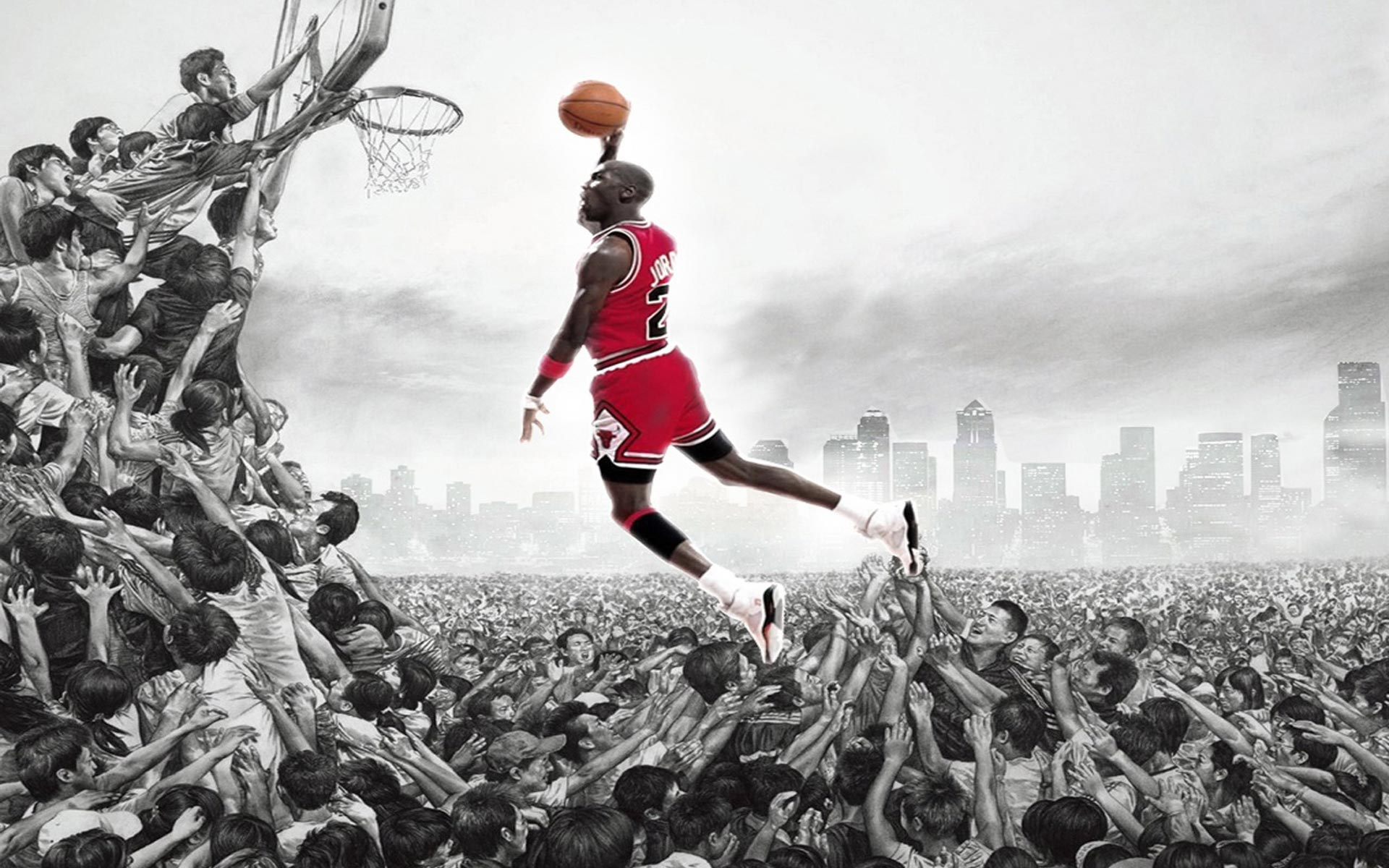 Michael Jordan HD Wallpapers 9