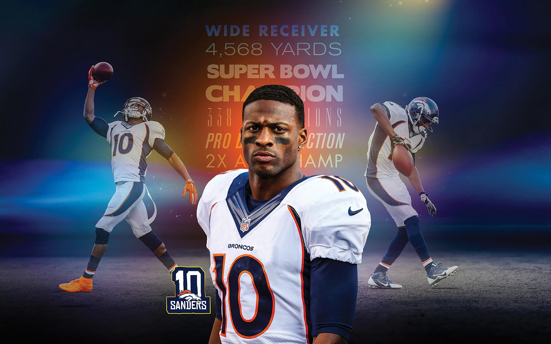 NFL Denver Broncos Wallpapers 5