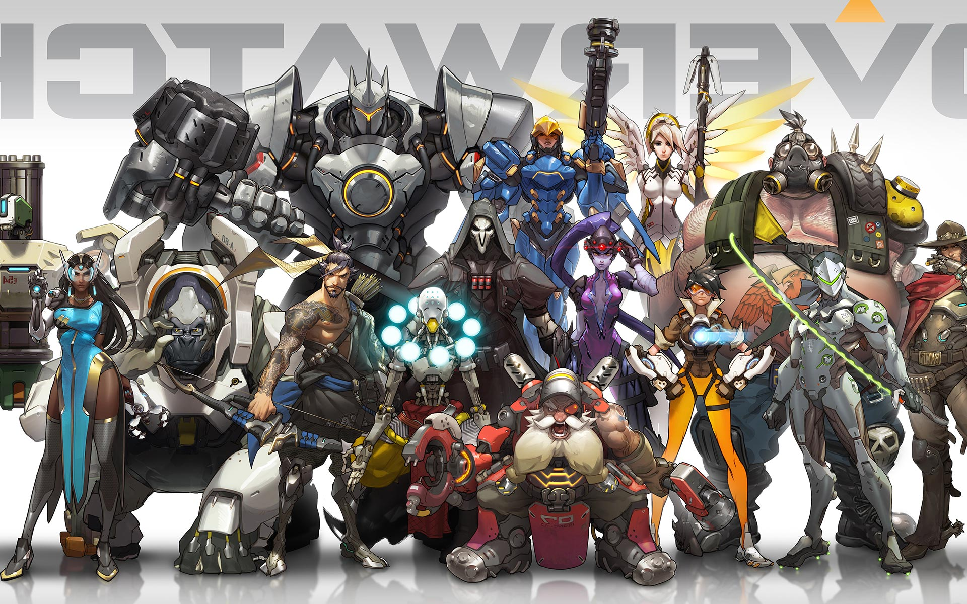 Fonds d'ecran de Overwatch 28