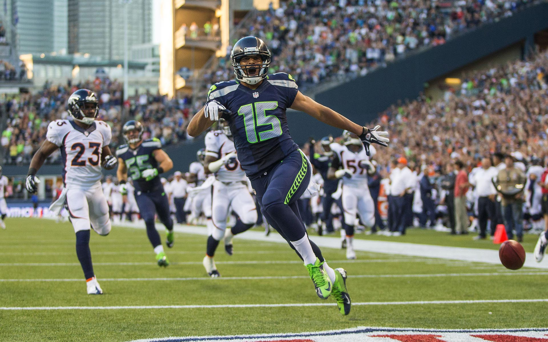 Imagini de Fundal Seattle Seahawks 15