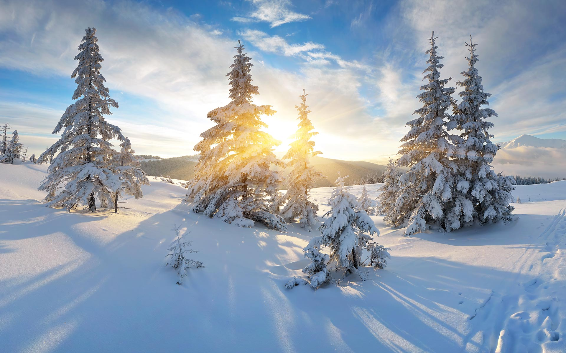 Snow HD Wallpapers 8