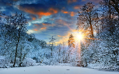 Snow HD Wallpapers 7