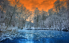 Snow HD Wallpapers 9