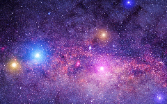 Ruang galaxy Wallpapers 7