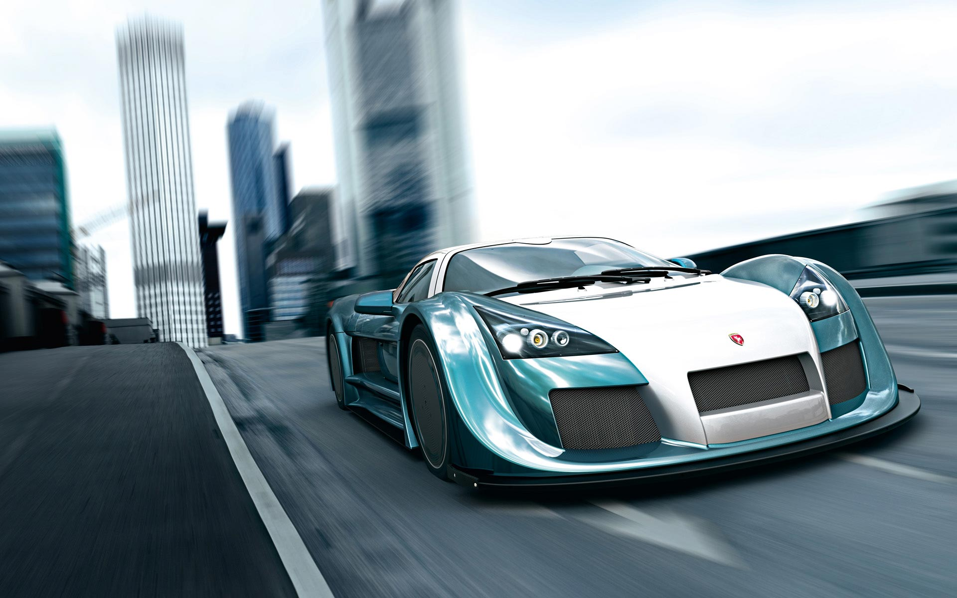 Sports Cars New Tab Theme HD Wallpapers 1
