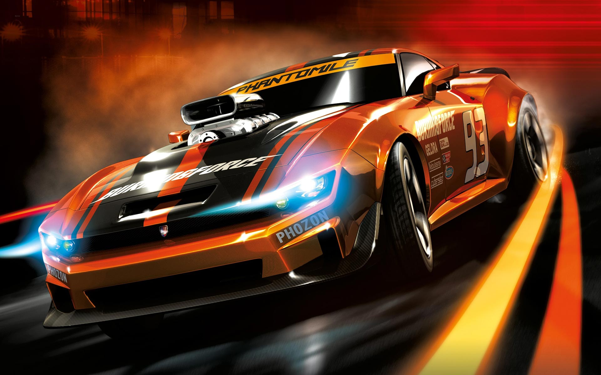 Sports Cars New Tab Theme HD Wallpapers 6