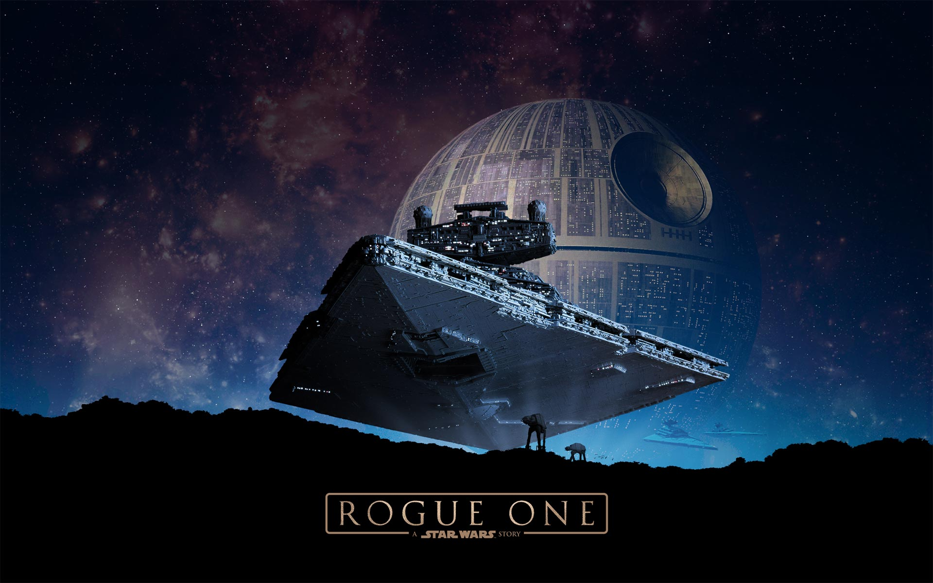 Star Wars Rogue One Bakgrunds 28