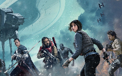 Fonds d'ecran de Star Wars Rogue One 22