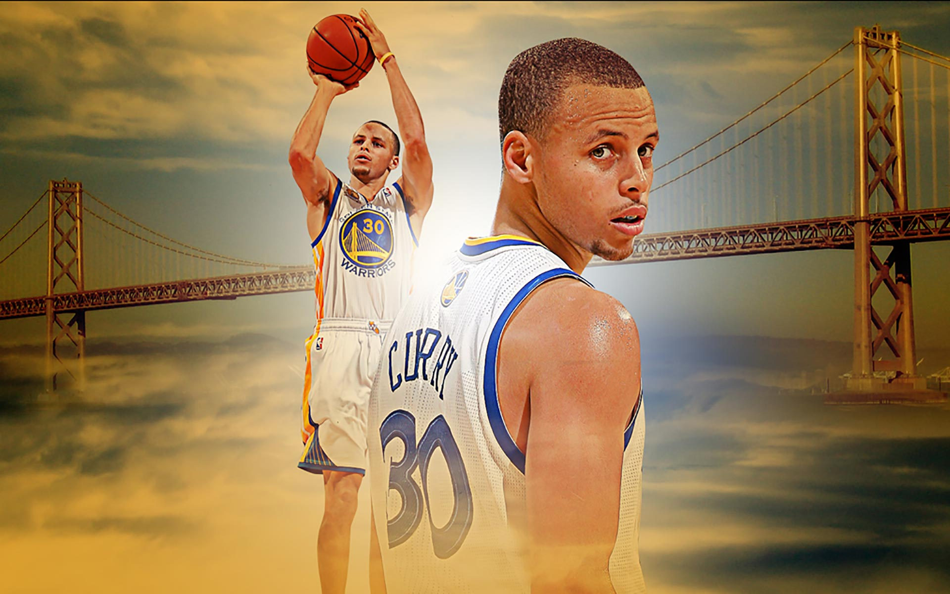 Stephen Curry  Ozadja 16
